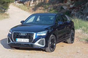 Οδηγούμε το ανανεωμένο και ισχυρό Audi Q2 1.5 TFSI - 150 HP