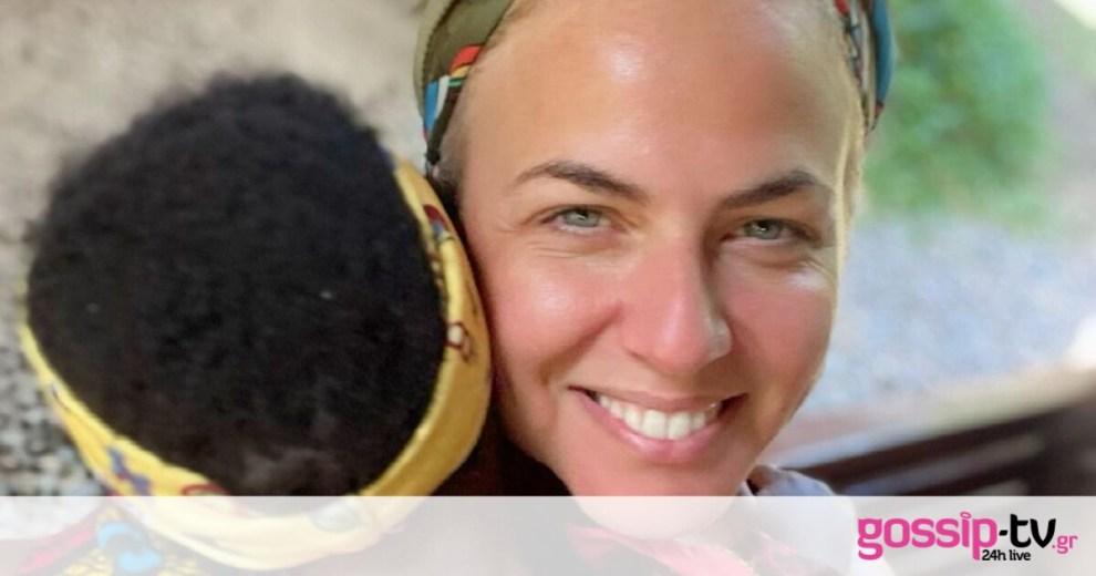 Οι συγκινητικές αναρτήσεις της Χριστίνας Κοντοβά για τη μικρή Ada
