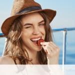 Οι 7 τροφές που λευκαίνουν τα δόντια (εικόνες)