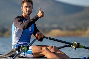 Ολυμπιακοί Αγώνες - Κωπηλασία: Η εκπληκτική κούρσα του Στέφανου Ντούσκου που του χάρισε την πρόκριση στον τελικό