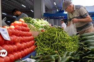 Ο πληθωρισμός χτυπά κόκκινο στην Τουρκία | DW | 07.07.2021