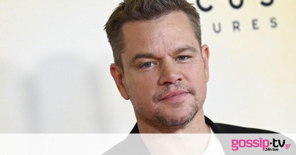 Ο Matt Damon μόλις έκανε το νέο Thor πολύ πιο ενδιαφέρον
