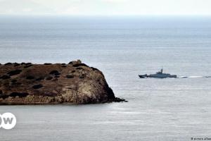 Παράθυρο για επιδιαιτησία στο Αιγαίο αφήνει η Άγκυρα | DW | 14.07.2021