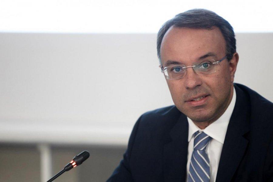 Σταϊκούρας: Θα εκπροσωπήσει την Ελλάδα στην άτυπη συνεδρίαση του Ecofin