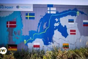 Συμβιβασμός ΗΠΑ- Γερμανίας για τον Nord Stream 2 | DW | 23.07.2021