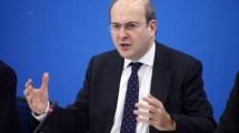 Χατζηδάκης: Αύριο οι αποφάσεις της κυβέρνησης για τον κατώτατο μισθό
