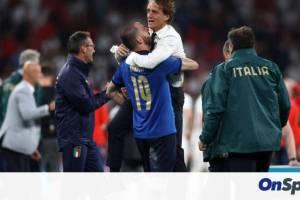 Euro 2020: Έτσι η Ιταλία αναδείχτηκε πρωταθλήτρια Ευρώπης μέσα στο Γουέμπλεϊ (photos+video)