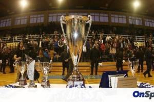 Κύπελλο Ελλάδος: Με Λαύριο ο Παναθηναϊκός - Στη Ρόδο ο Ολυμπιακός