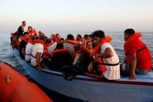 Λιβύη – Διασώθηκαν 196 μετανάστες