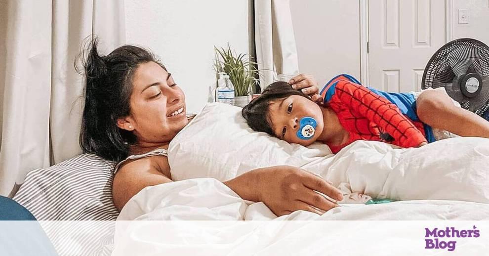 Για μένα το πρωτότοκο παιδί μου θα είναι πάντα το μωρό μου