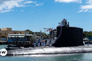 Διπλωματική κρίση Γαλλίας-Αυστραλίας με φόντο υποβρύχια | DW | 18.09.2021