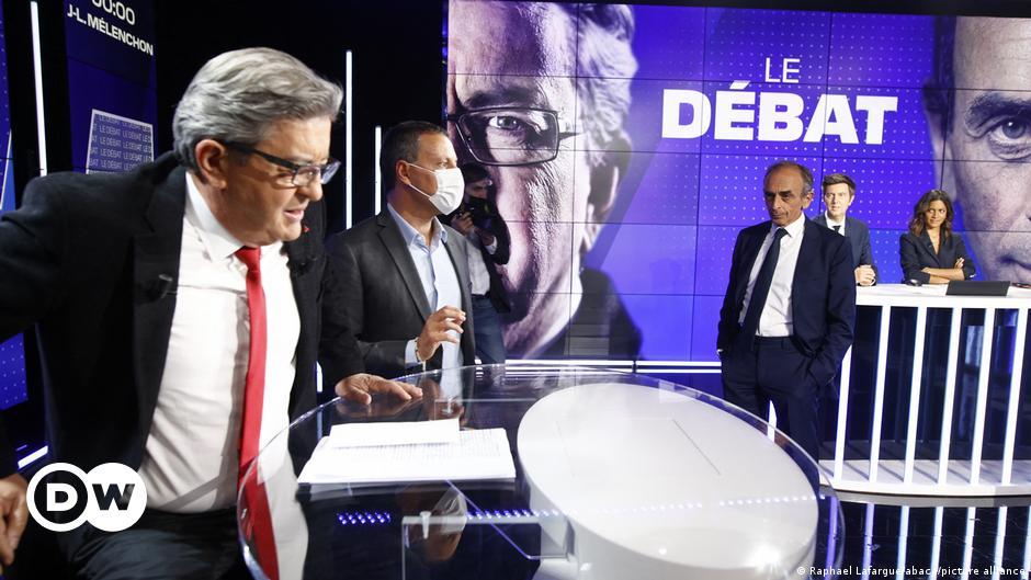 Ερίκ Ζεμούρ, αναταράξεις στη γαλλική ακροδεξιά | DW | 25.09.2021