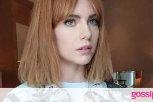 Η Lucy Boynton έγινε κοκκινομάλλα και είναι αγνώριστη