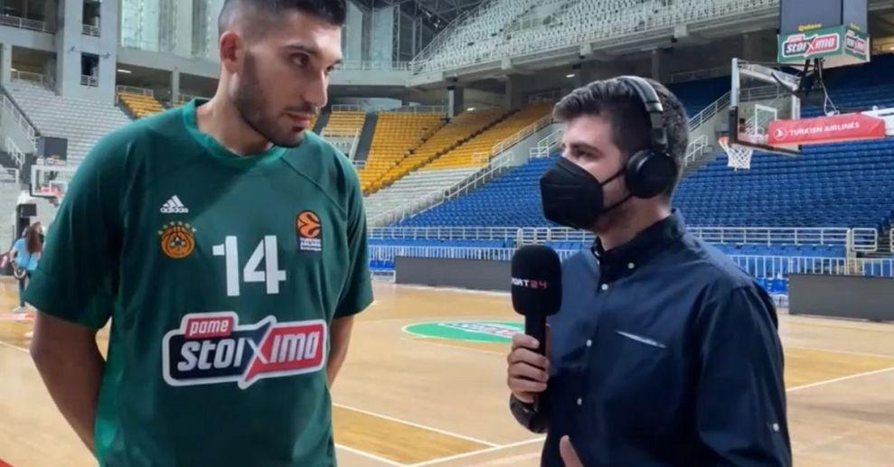 Κασελάκης στο Show Must Go On: 'Η 16η θέση που κατακτήσαμε πέρυσι δεν αρμόζει στον Παναθηναϊκό'