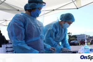 Κρούσματα σήμερα: 2.187 νέα ανακοίνωσε ο ΕΟΔΥ - 44 θάνατοι σε 24 ώρες, στους 323 οι διασωληνωμένοι