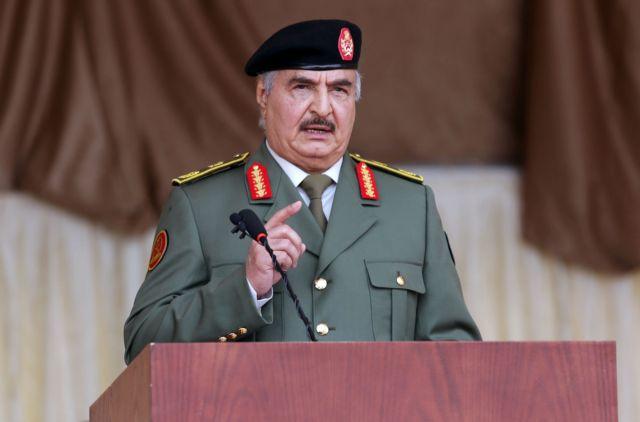 Λιβύη – Συντριβή δύο ελικοπτέρων του στρατού του Χάφταρ