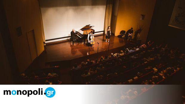 Νύχτες Κλασικής Μουσικής στη Γεννάδειο Βιβλιοθήκη - Monopoli.gr