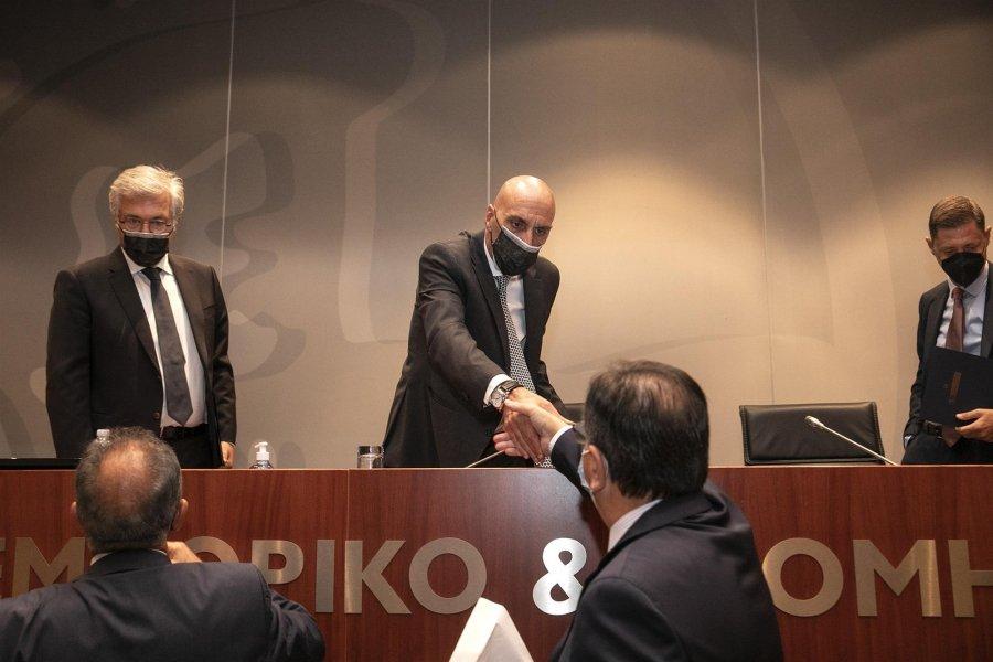 Ο Γιάννης Μπρατάκος εξελέγη πρόεδρος του ΕΒΕΑ