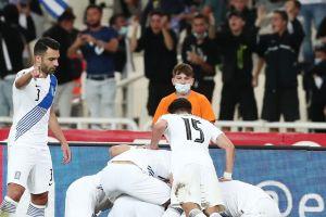 Ο Παυλίδης έκανε το 2-0 για την Ελλάδα κόντρα στη Σουηδία με ασίστ Τζόλη και VAR