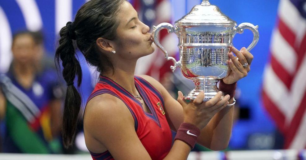 Ο τελικός των γυναικών στο US Open έκανε μεγαλύτερη τηλεθέαση από τον τελικό των ανδρών