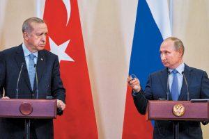 Πούτιν βλέπει Ερντογάν - Τι θα συζητήσουν | Ειδήσεις - νέα - Το Βήμα Online
