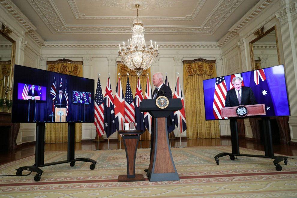 Στην αντεπίθεση η Γαλλία - Ανακαλεί τους πρέσβεις από ΗΠΑ και Αυστραλία  | Ειδήσεις - νέα - Το Βήμα Online