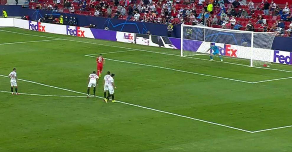 Το Σεβίλλη-Σάλτσμπουργκ έγινε το πρώτο ματς την ιστορία του Champions League που δόθηκαν τέσσερα πέναλτι