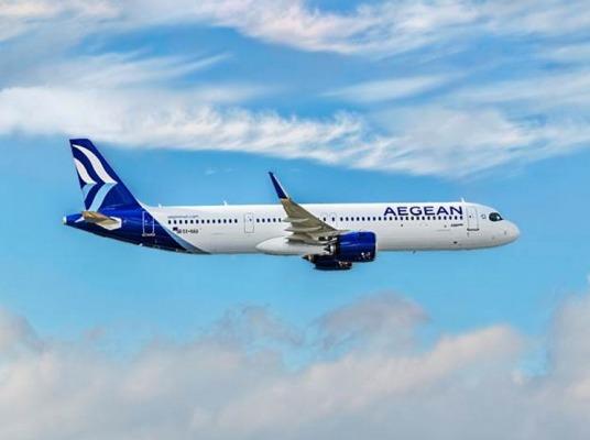 Aegean Airlines: Αύξηση 168,8% του κύκλου εργασιών, θετικές ταμειακές ροές
