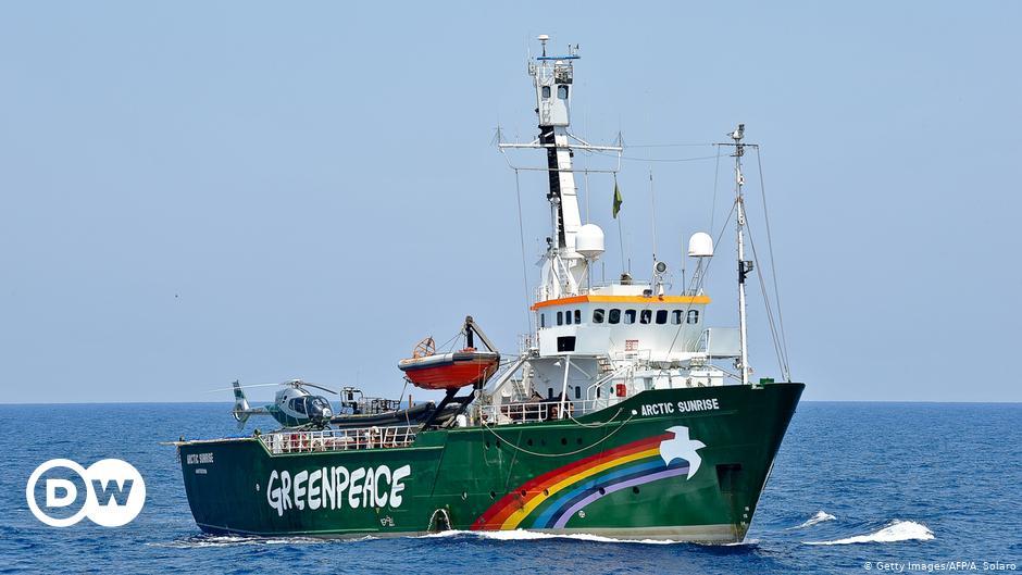 Greenpeace: 50 χρόνια στην πρώτη γραμμή   DW   14.09.2021