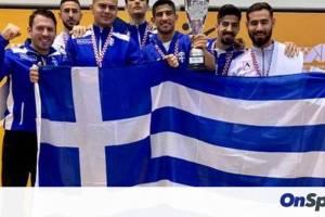 Βαλκανικοί Αγώνες Καράτε: Δέκα μετάλλια στις αποσκευές τους οιΈλληνες καρατέκα