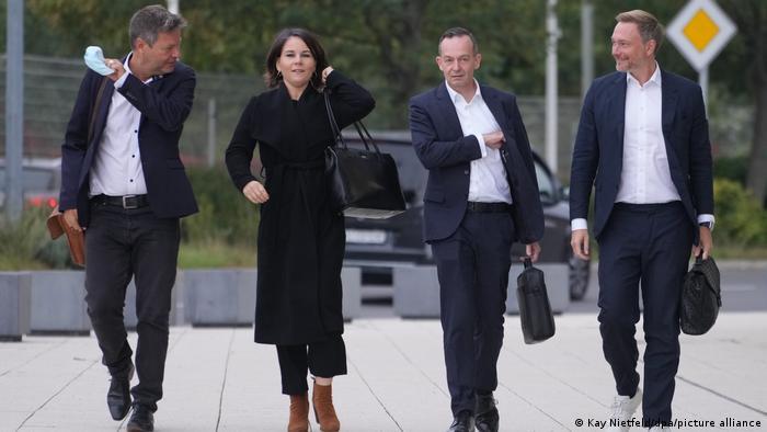 Γερμανία: Ποιοι παίρνουν υπουργεία