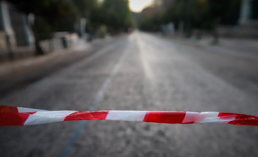 Κακοκαιρία «Μπάλλος»: Σε ποια σημεία της Αττικής έχει διακοπεί η κυκλοφορία