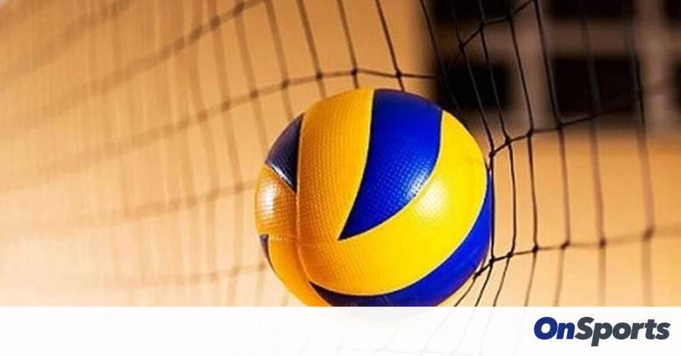 Σε τρεις… δόσεις η Πρεμιέρα της Volley League Ανδρών