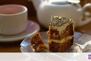 Συνταγή για εύκολο και ζουμερό κέικ καρότου