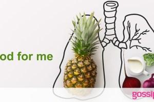 16 τροφές που ωφελούν τους πνεύμονες και διευκολύνουν την αναπνοή (video)