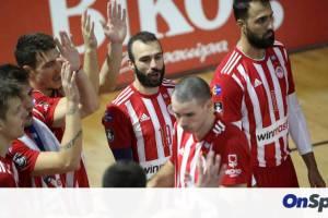 Volley League: Χωρίς να… ιδρώσει ο Ολυμπιακός (Photos)