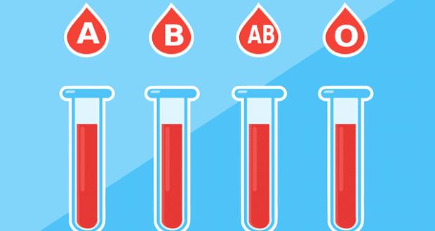 Хората с отрицателна кръвна група