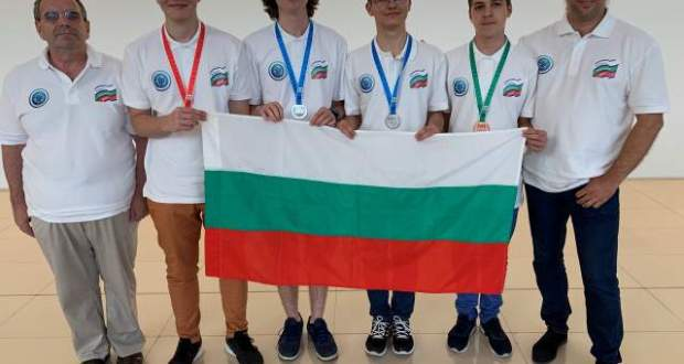 Триумф! Ученик от Пловдив прослави България в Баку