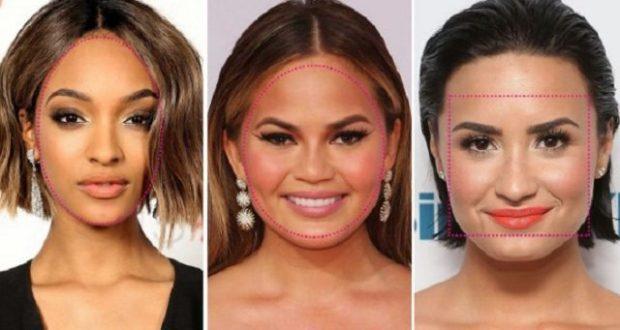 Вижте какво разкрива за вас формата на лицето ви?