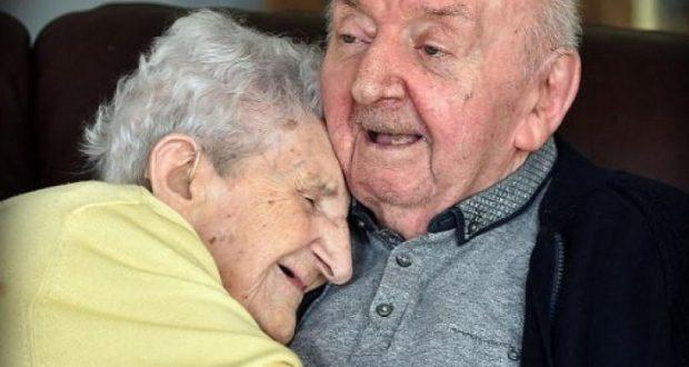 Майка на 98 постъпи в старчески дом при сина си за да се грижи за него