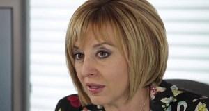 Мая Манолова: Вече съм адвокат