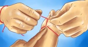 Червеният конец привлича късмет и пари но не знаете ТОВА! Ето как да направите възлите!