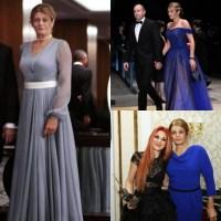 Деси Радева пръсна 200 пенсии за рокли: Първата дама с тоалети за 50 бона от дизайнерката Невена