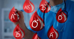 които притежават тази кръвна група са целунати от Господ