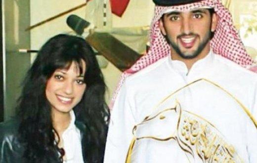От сервитьорка до съпруга на арабски шейх