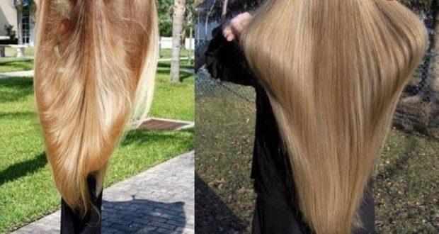 Руска маска за растеж на косата подлуди форумите