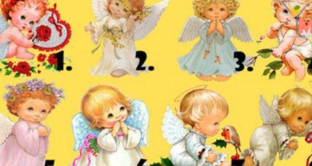 Късметът на деня: Избери си ангелче и виж какво ще ти донесе