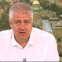 """Проф. Балтов разконспирира обрата с """"мъртвия"""" протестиращ и прогнозира нов скок на К-19"""
