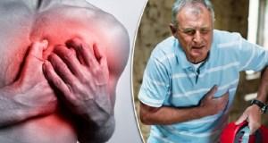 Симптоми показващи предстоящ инфаркт седмица преди това