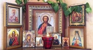 Какви икони трябва да имате вкъщи за да се избавите от злото